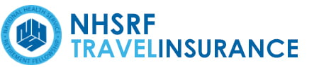 NHSRF Travel Insurance Mobile Retina Logo